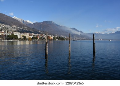 Lake Maggiore and Locarno, Switzerland