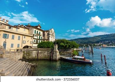 Lake Maggiore Stresa, Italy