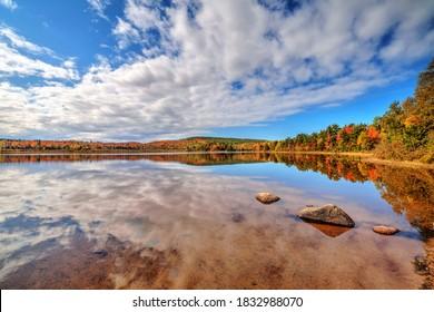 Lake Manganese Copper Harbor Michigan