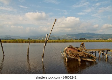 Lake of Massaciuccoli