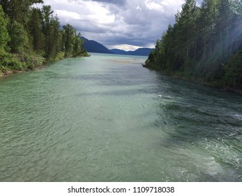 Lake McDonald Creek in Glacier Park