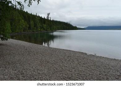 Lake McDonald at Glacier National Park