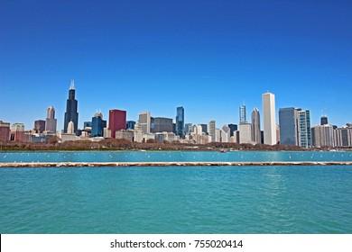 Lake Michigan, Chicago, IL