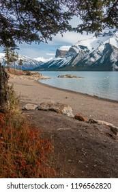 Lake Minnewanka Canada