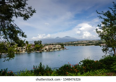 Lake Mission Viejo is a reservoir created for recreation in Mission Viejo, Orange County, California.