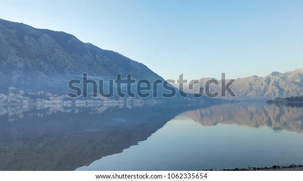 Lake in Monte Negro