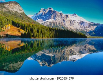 Lake In The Mountains High Resolution Stock Images