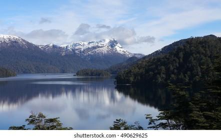 Lake Nahuel Huapi, Patagonia, Argentina
