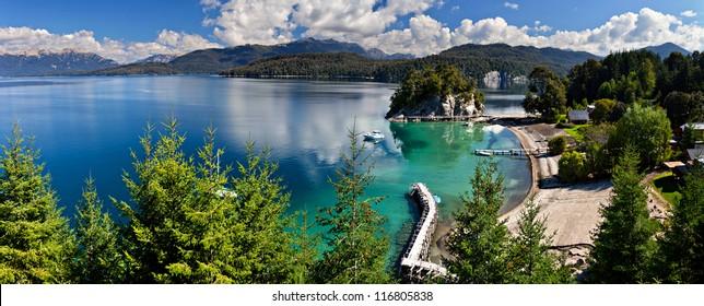 Lake Nahuel Huapi, Villa de la Angostura, Argentina