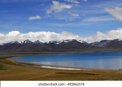 Lake Namtsuo of Tibet Namtso is the highest salt lake in the world at 4,718 meters (15,479 feet). It is a sacred lake to the Tibetan people. Namtso, means Heavenly Lake.