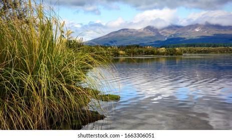 "Lake ""O"" in New Zealand"