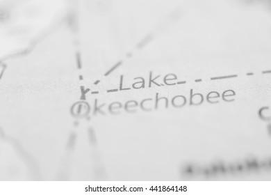 Lake Okeechobee. Florida. USA