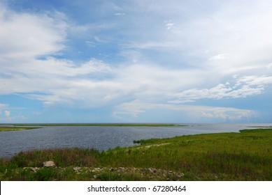 Lake Okeechobee/Lake Okeechobee headwaters of the Everglades