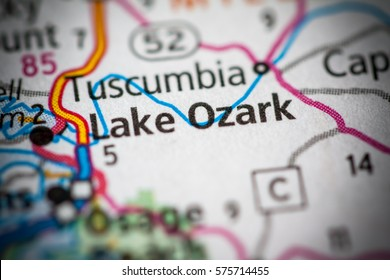 Lake Ozark. Missouri. USA