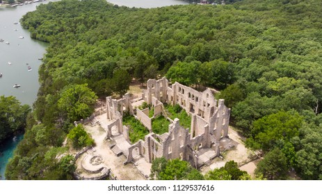 Lake of the Ozarks Castle Ruins
