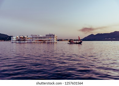 The Lake Palace initially called 'Jagniwas' was built between 1743-46 as winter palace by King Jagat Singh II (62nd successor of Mewar royal dynasty) located in Lake Pichola,  Udaipur, Rajasthan.