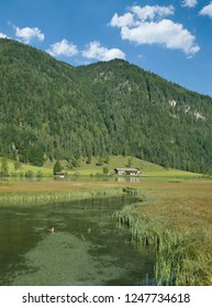 Lake Pillersee near Kitzbuehel in Tirol,Austria