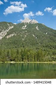 Lake Pillersee in Pillerseetal near Kitzbuehel,Tirol,Austria