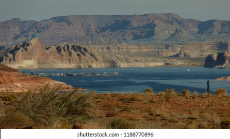Lake Powell adventure with a 150 horsepower and 47 gallon speedboat