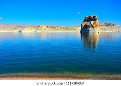 Lake Powell in Page, Arizona USA