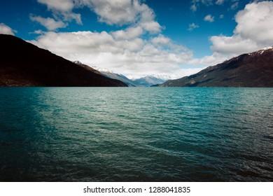 Lake Puelo Patagonia Argentina Cordillera de los Andes