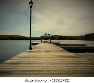 Lake Rosseau Boardwalk