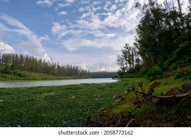 Lake Sandynulla at Ooty, Tamilnadu, India