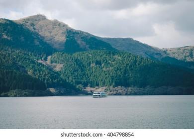 Lake - ship