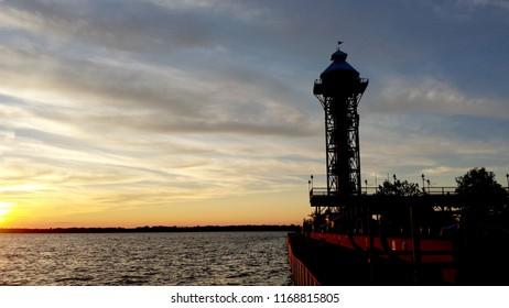 Lake Shore & Sunset