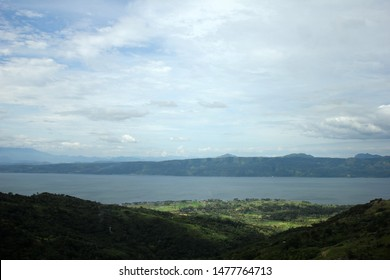 Lake Singkarak is the second biggest lake in Sumatra island, Indonesia. It is Located in West Sumatra Province. This lake is famous for its beautiful landscape and also its endemic fish.