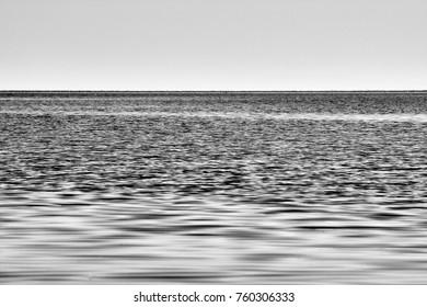 Lake Skadar and the sky