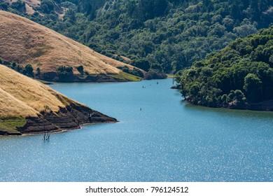 Lake Sonoma, Dry Creek Arm