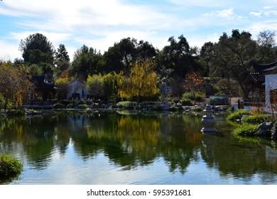 Lake in Southern California