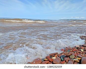 Lake Superior Porcupine Mountains Landscape