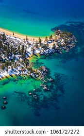 Lake Tahoe Aerial Photography