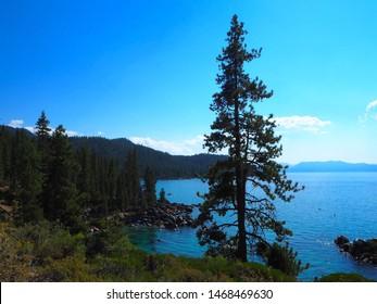 Tahoe Beach Images, Stock Photos & Vectors   Shutterstock