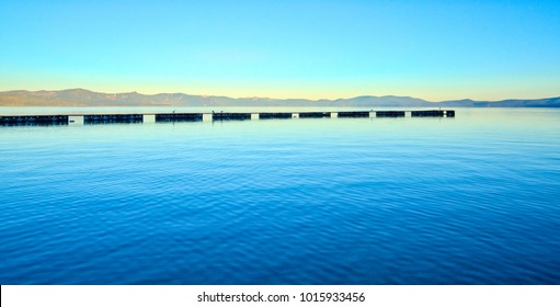 Lake Tahoe Sunrise Colors