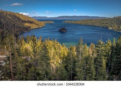 Lake Tahoe. West Shore