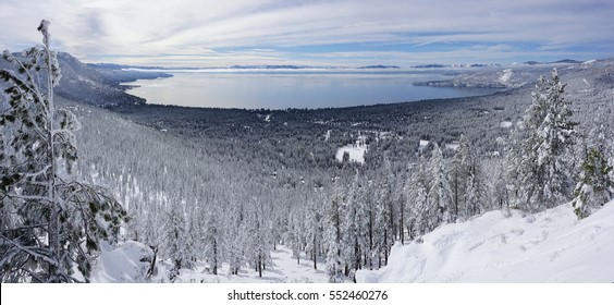 Lake Tahoe Winter Dreams