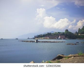 Lake Toba Scenic