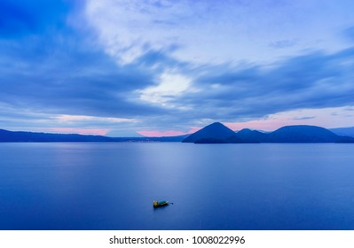 Lake Toya dawn
