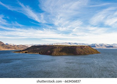 Lake Umayo is a lake in the Puno Region of Peru