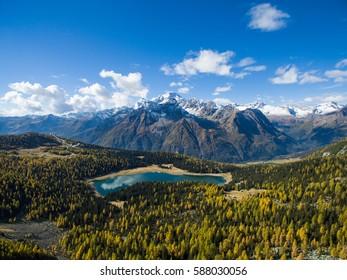 Palù lake - Valmalenco (Valtellina)
