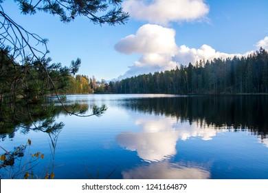 Lake view, Espoo, Finland