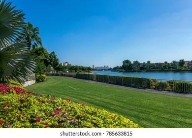 Lake view (urban)
