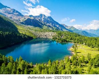 Lake Viola - Val di Campo - Poschiavo - Switzerland