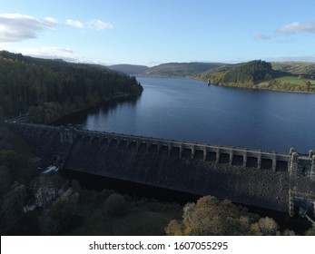 Lake Vyrnwy, Wales. An area that is steeped in history and beauty. The lake supports tourism as well as providing water to large areas of the North West.