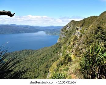 Lake Waikaremoana New Zealand