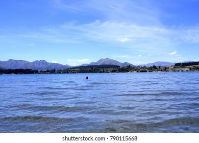 Lake Wanaka,Wanaka,New Zealand