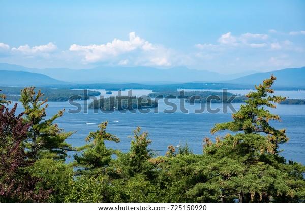 Lake Winnipesaukee, New Hampshire.